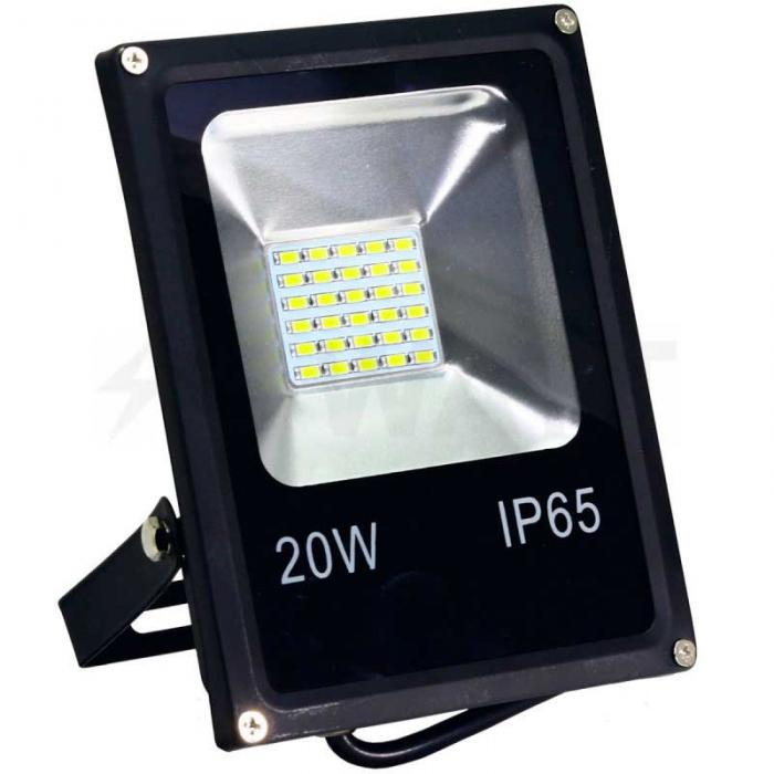 Led прожектор 20W 6500K Ledex Slim SMD