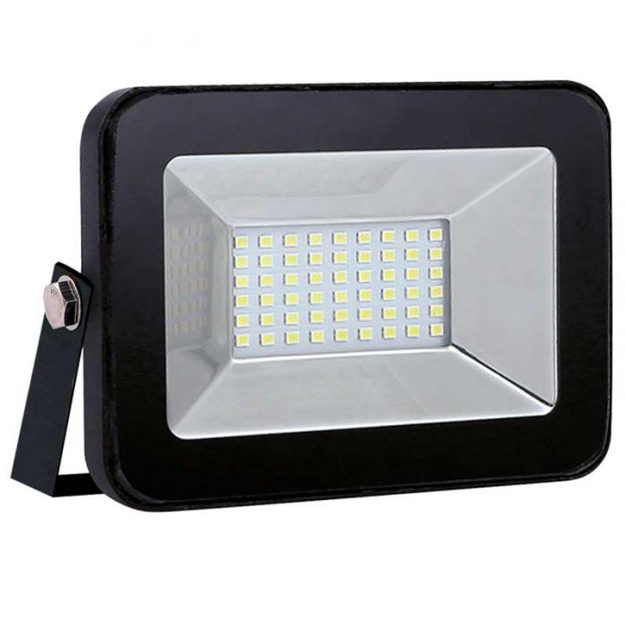 Led прожектор 50W 4000K Bellight Slim SMD