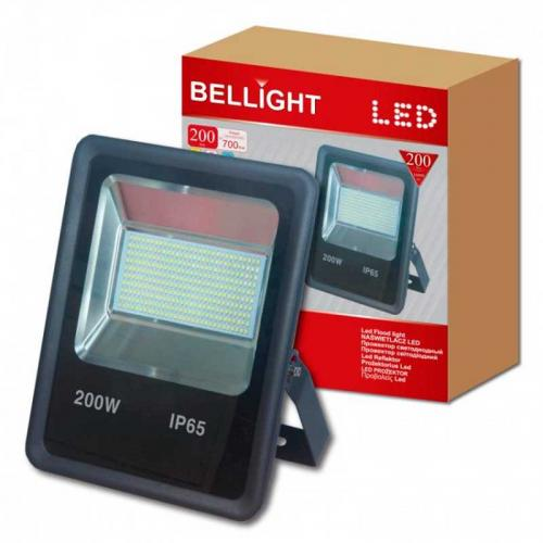 Led прожектор 200W 6500K Bellight Slim SMD